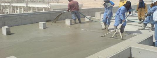 Tank Lining and Waterproofing